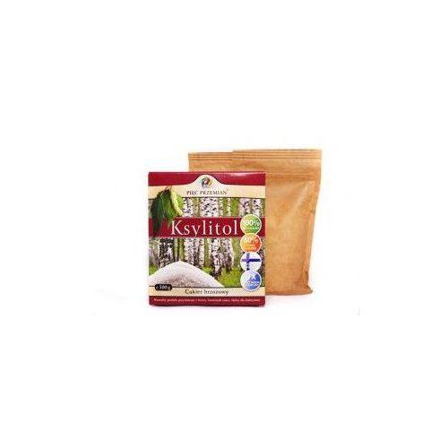 Ksylitol  cukier brzozowy 500g marki Pięć przemian