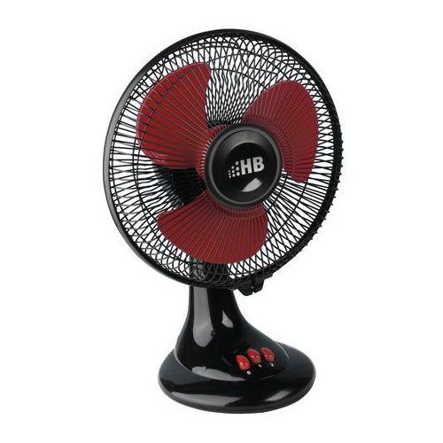 Wentylator df2303br czerwono-czarny marki Hb