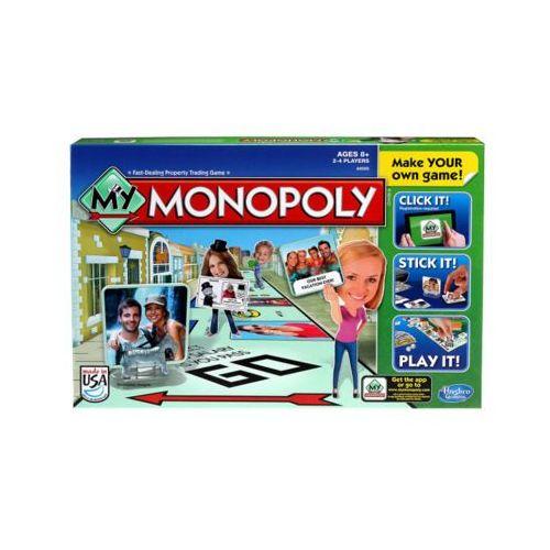 OKAZJA - Hasbro My Monopoly - produkt w magazynie - szybka wysyłka! (5010994819910)