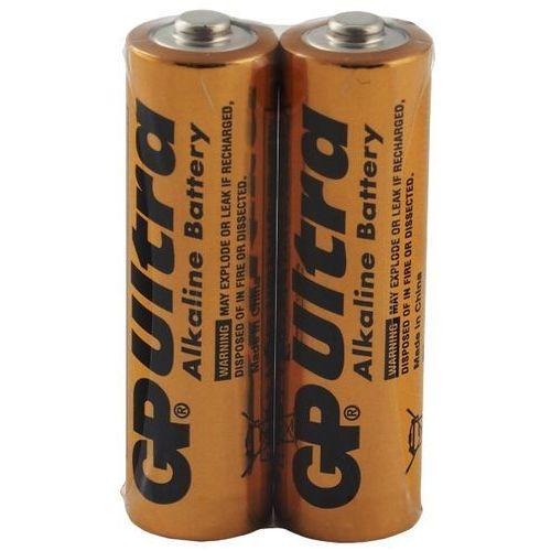 2 x bateria alkaliczna GP Ultra Alkaline Industrial LR6/AA (taca)