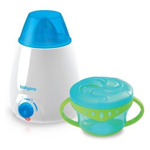 BabyOno Uniwersalny podgrzewacz elektryczny + Kubek NIEWYSYPEK BabyOno - produkt z kategorii- Podgrzewacze