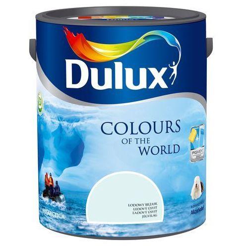 Farba wewnętrzna KOLORY ŚWIATA 2.5 l Aromatyczny kardamon DULUX (5903525961328)