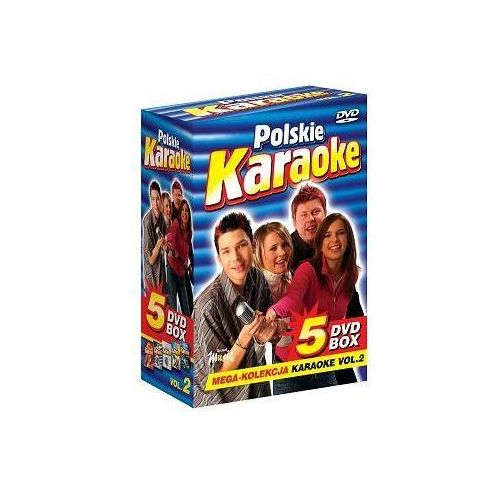 Polskie Karaoke VOL. 2 - Mega Kolekcja Karaoke (5 płyt DVD) (film)