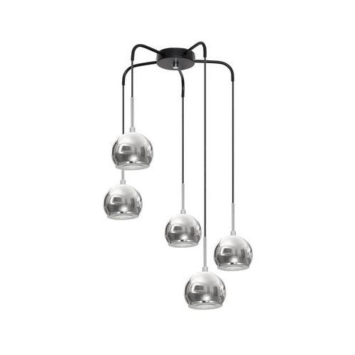 Lampa wisząca Luminex Gerd 5 x 8 W GU10 chrome