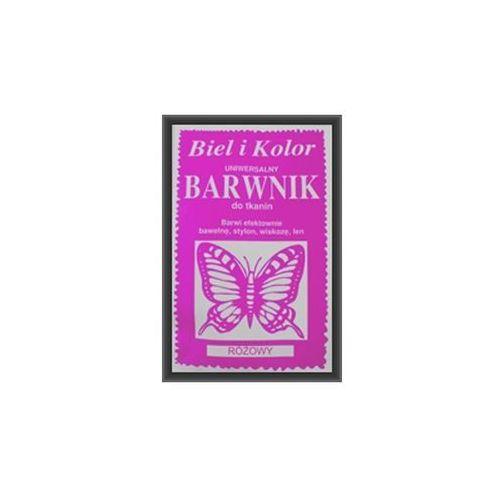 Czak Barwnik do tkanin - różowy - 10g - 1 szt. (5907078642314)