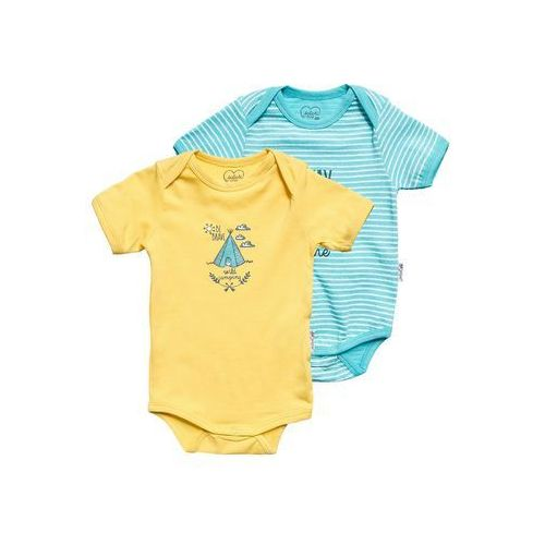 Gelati Kidswear SHORTSLEEVE BABY 2 PACK Body multicolor, 18125031