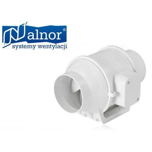 Wentylator kanałowy, plastikowy 125mm, 218m3/h (dv-pp-l-125) marki Alnor