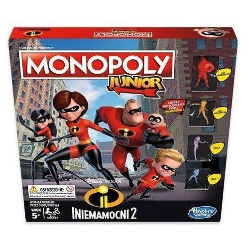 Hasbro Gra monopoly junior iniemamocni 2 - darmowa dostawa od 199 zł!!! (5010993468447)