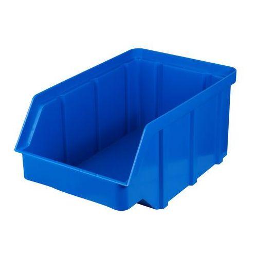 Array Plastikowy pojemnik warsztatowy - wym. 118 x 78 x 56 - kolor niebieski