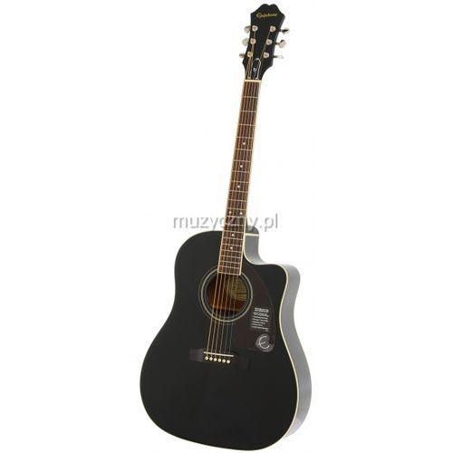 Epiphone AJ220 SCE EB gitara elektroakustyczna Płacąc przelewem przesyłka gratis!