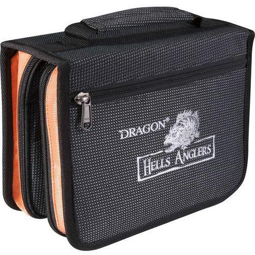 hells anglers portfel na akcesoria z pudełkiem marki Dragon