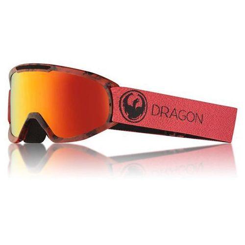Dragon Gogle snowboardowe - dx2 bonus mill/redion+rose (484) rozmiar: os
