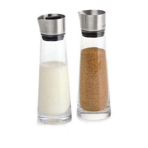 Blomus Cukiernica i mlecznik macchiato (4008832635106)
