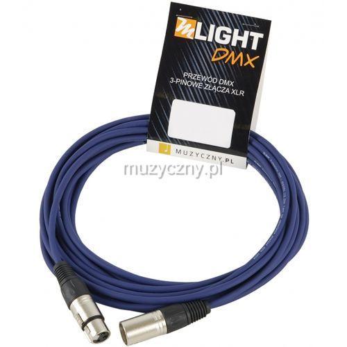 Mlight DMX 1 pair 110 Ohm 15m przewód DMX 3-pin XLR XLR