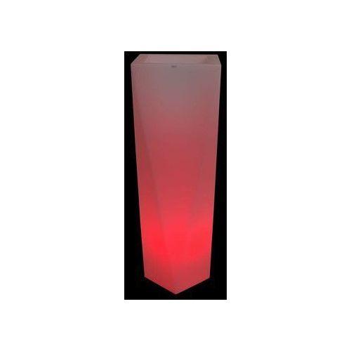 Donica podświetlana rossa 90 cm led rgb z pilotem marki Decolovin
