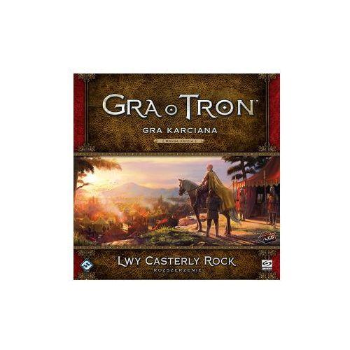 Gra o tron lcg: lwy casterly rock. rozszerzenie do gry karcianej marki Galakta