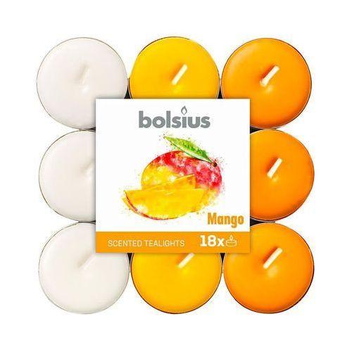 Bolsius Podgrzewacz zapachowy aromatic mango 18 szt. (8717847139641)
