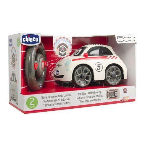 Chicco Auto zdalne sterowane Fiat 500 Sport RC, 5_534017