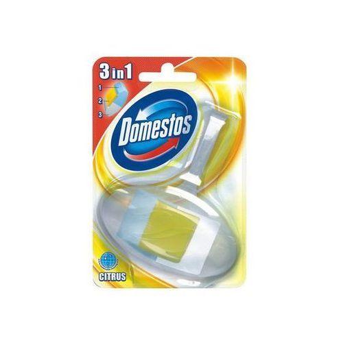 kostka do wc z uchwytem citrus fresh 40g marki Domestos