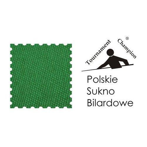 Tournament champion Sukno bilardowe english green