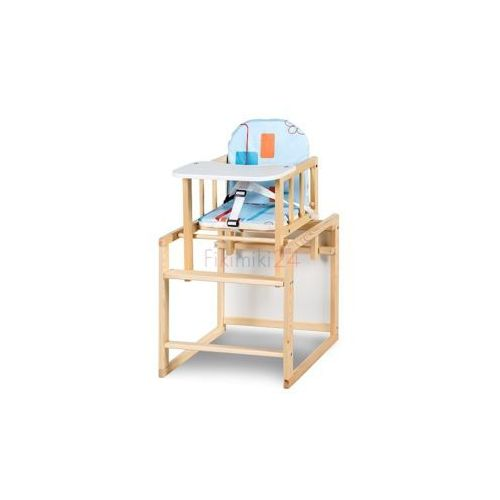 krzesełko aga sosna marki Klupś