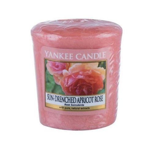 Świeczka yankee votive sun-drenched apricot rose - yvsar marki Yankee home