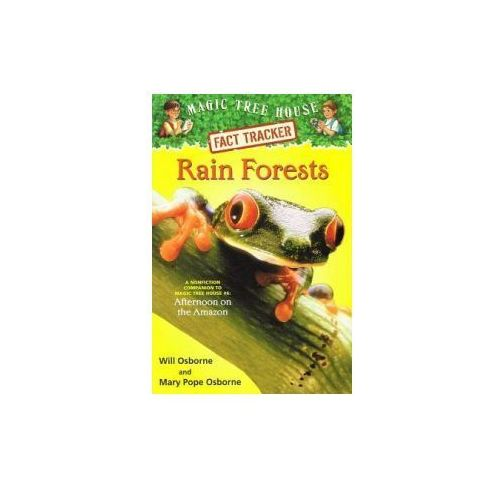 Rain Forests: A Nonfiction Companion to Afternoon on the Amazon (9780756922146)