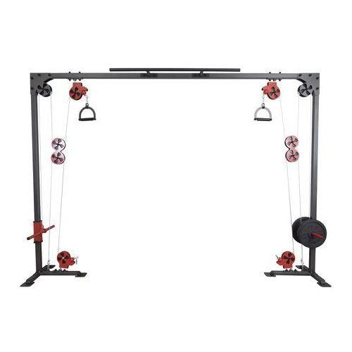 Wyciąg bramowy (brama) z drążkiem do podciągania ts1u02 -  marki Titanium sport