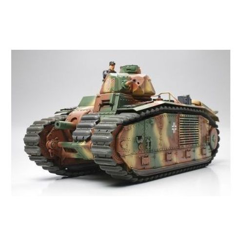TAMIYA B1 bis (German Army) - DARMOWA DOSTAWA! (4950344352876)