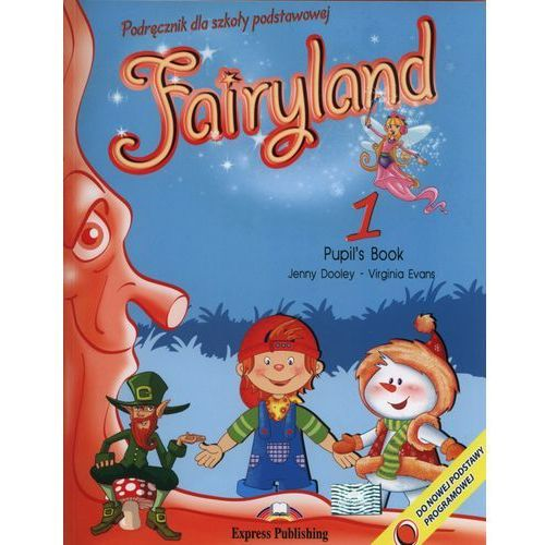 Fairyland 1 Pupil's Book + e-book (9788379730728)
