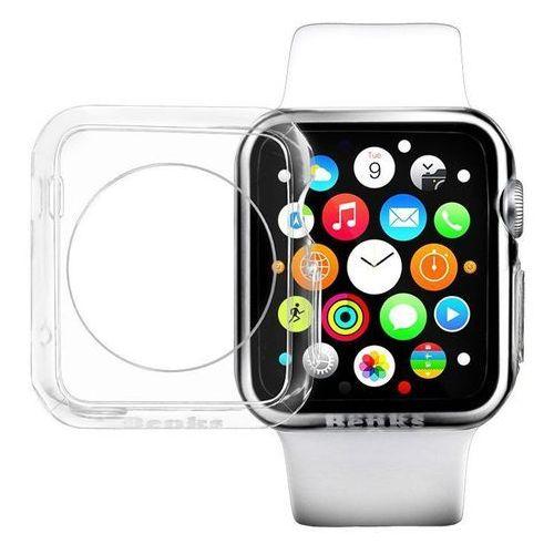 Benks Etui ochronne  magic crystal 0.6 mm apple watch 42 mm (6948005930028)