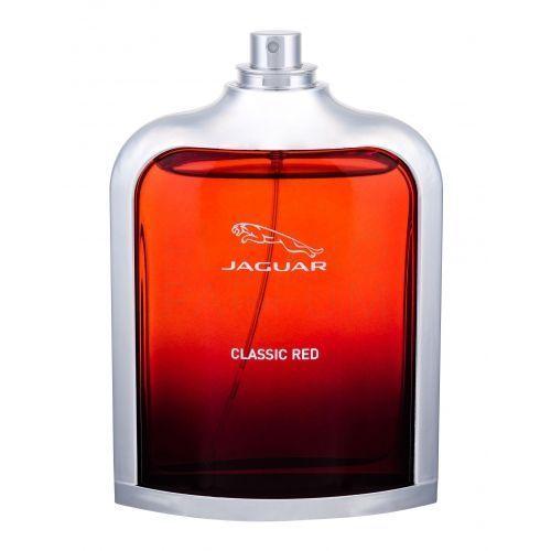 Jaguar Classic Red woda toaletowa 100 ml tester dla mężczyzn