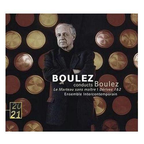 Boulez: Le Marteau Sans Maitre 20 / 21 - Pierre Boulez (Płyta CD)