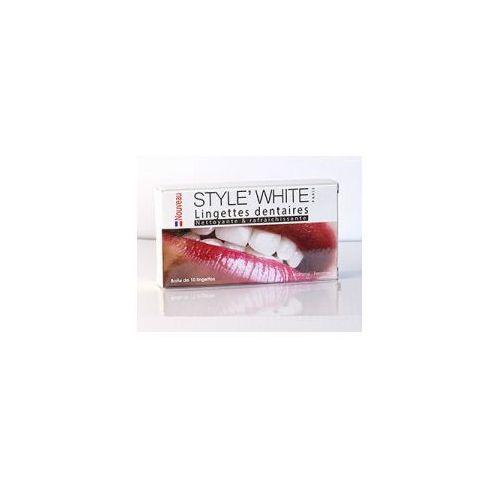 Chusteczki do czyszczenia i pielęgnacji zębów, paski wybielające STYLE' WHITE, produkt z kategorii- Środki do wybielania zębów