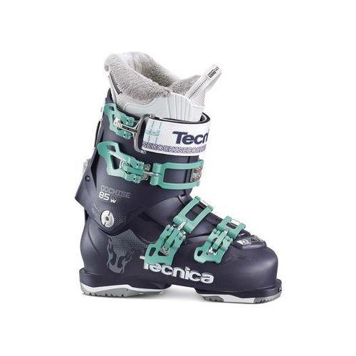 Buty narciarskie cochise 85 w hv purpurowa/zielony 25.5 marki Tecnica