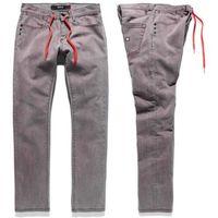 Krew Spodnie - slim denim red tint (red)