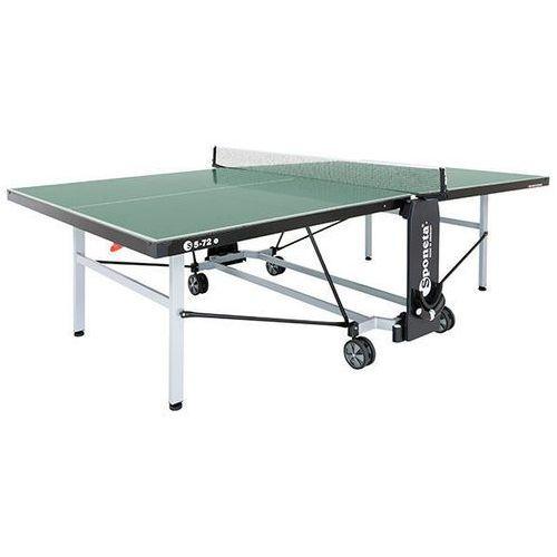 Stół do tenisa stołowego Sponeta S5-72e wodoodoporny - zielony