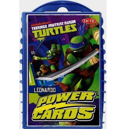 Power Cards: Leonardo