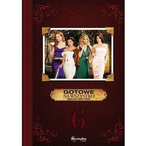 Gotowe na wszystko (sezon 6, 6 DVD) (7321917501927)