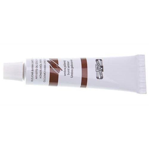 Farba olejna 16 ml - umbra palona - upa marki Koh-i-noor