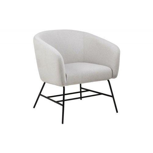 Fotel ramsey jasny szary marki D2