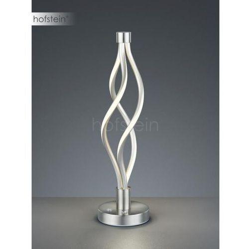 Trio loop 579890307 lampa stołowa lampka 3x4,5w led niklowa/biała