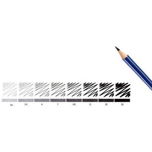 Pelikan Zestaw ołówków ołówek hb / b / 2b 3szt