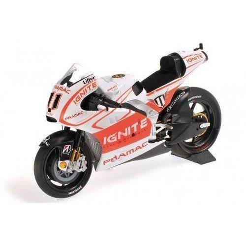 Minichamps Ducati desmosedici gp13 #11 ben spies motogp 2013 - darmowa dostawa! (4012138133532)