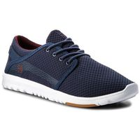 Sneakersy - scout 4101000419 navy/red 425 marki Etnies