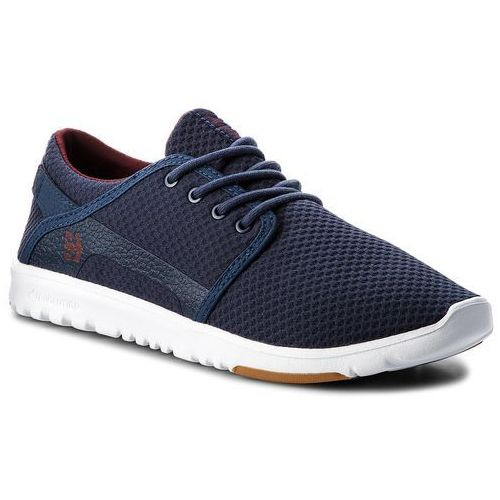 Etnies Sneakersy - scout 4101000419 navy/red 425