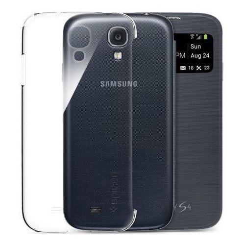 Obudowa SGP Flip Mate - crystal clear - Samsung Galaxy S4 (8809353615525)