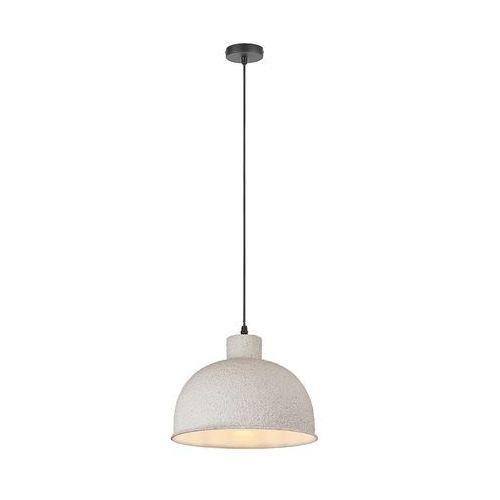 Lampa wisząca zwis oprawa Rabalux Alec 1X40W E27 szara 2576, 2576