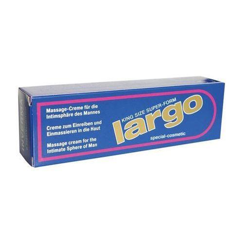 Largo krem-maść erekcyjna do masażu penisa 40 ml bestseller 3009 marki Inverma