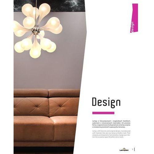 Lampex Avia lampa wisząca 1-punktowa 299/1 (5902622105536)